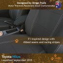 Dingotrails.com.au Toyota Hilux Mk.8 Neoprene Seat Covers (TH15)c-01