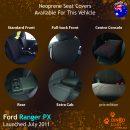 Ford Ranger PX Neoprene Seat Covers (FR11)aaprix-01