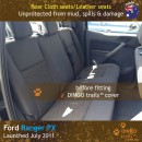 Ford Ranger PX Neoprene Seat Covers (FR11)j-01