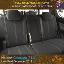 Holden Colorado 7 RG Neoprene Seat Covers (HC712)L1-01