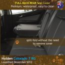 Holden Colorado 7 RG Neoprene Seat Covers (HC712)L2-01