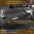 Holden Colorado 7 RG Neoprene Seat Covers (HC712)L3-01