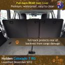 Holden Colorado 7 RG Neoprene Seat Covers (HC712)L4-01
