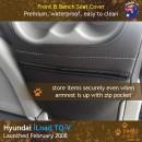 Hyundai iLoad TQ-V Neoprene Seat Covers (HIL08)e-01