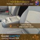 Hyundai iLoad TQ-V Neoprene Seat Covers (HIL08)h-01