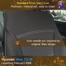 Hyundai iMax TQ-W Neoprene Seat Covers (HIM08)c2-01