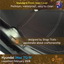 Hyundai iMax TQ-W Neoprene Seat Covers (HIM08)e-01