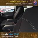 Hyundai iMax TQ-W Neoprene Seat Covers (HIM08)f-01