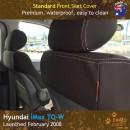 Hyundai iMax TQ-W Neoprene Seat Covers (HIM08)h-01