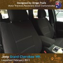 Jeep Grand Cherokee WK WK2 Neoprene Seat Covers (JGC11)b2-01