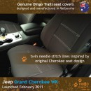 Jeep Grand Cherokee WK WK2 Neoprene Seat Covers (JGC11)c-01