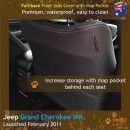 Jeep Grand Cherokee WK WK2 Neoprene Seat Covers (JGC11)j-01
