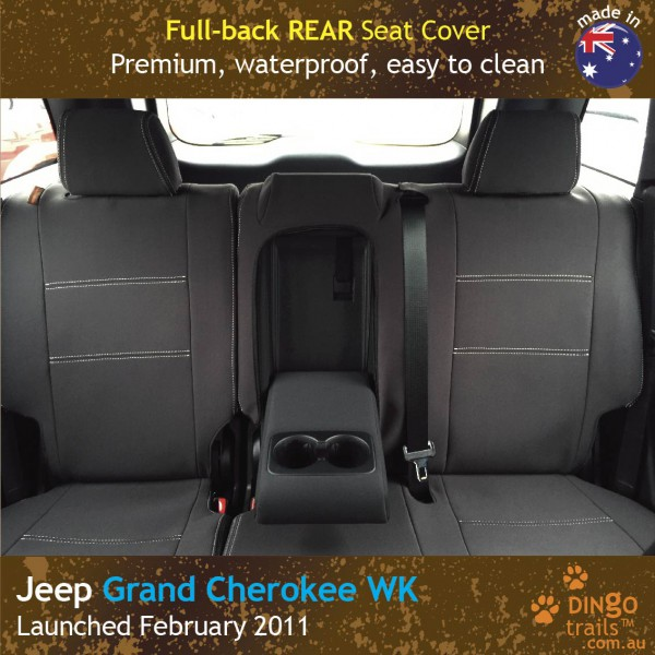 Jeep Grand Cherokee WK WK2 Neoprene Seat Covers (JGC11)k1-01