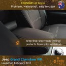 Jeep Grand Cherokee WK WK2 Neoprene Seat Covers (JGC11)v-01