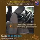 Mazda BT50 B32 B22 Neoprene Seat Covers (MB11)c-01