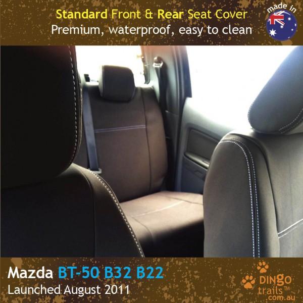 Mazda BT50 B32 B22 Neoprene Seat Covers (MB11)l-01