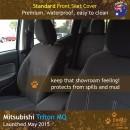 Mitsubishi Triton MQ Neoprene Seat Covers (MT15)f-01