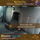 Mitsubishi Triton MQ Neoprene Seat Covers (MT15)k-01
