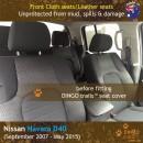 Nissan Navara D40 Neoprene Seat Covers (NN07)c-01