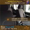 Nissan Navara D40 Neoprene Seat Covers (NN07)d-01