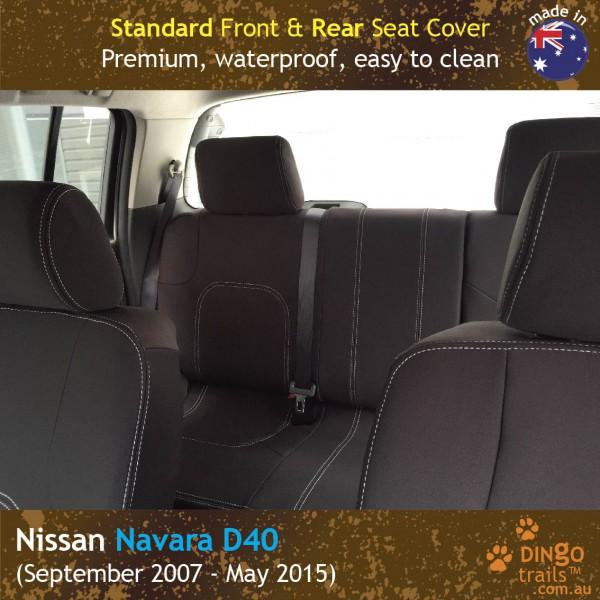 Nissan Navara D40 Neoprene Seat Covers (NN07)l-01