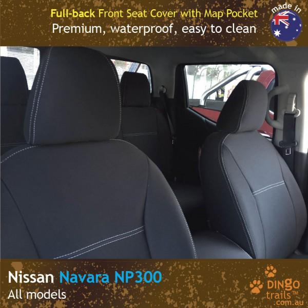 Nissan Navara NP300 Neoprene Seat Covers (NN15)h-01