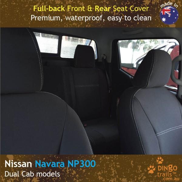 Nissan Navara NP300 Neoprene Seat Covers (NN15)q-01