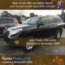 Toyota Prado J150 Neoprene Seat Covers (TP09)a-01