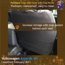 Volkswagen VW Amarok 2H Neoprene Seat Covers (VA11)j-01
