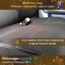 Volkswagen VW Amarok 2H Neoprene Seat Covers (VA11)m-01