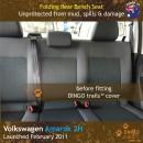 Volkswagen VW Amarok 2H Neoprene Seat Covers (VA11)n-01