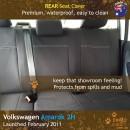 Volkswagen VW Amarok 2H Neoprene Seat Covers (VA11)o-01