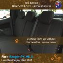 dingotrails.com.au Ford Ranger PX Prix Edition Neoprene Seat Covers (FR15-P)L2-01