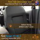 dingotrails.com.au Ford Ranger PX Prix Edition Neoprene Seat Covers (FR15-P)i-01