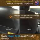 dingotrails.com.au Toyota Kluger XU40 Neoprene Seat Covers (TK07)i-01
