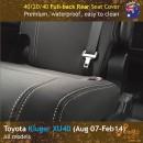 dingotrails.com.au Toyota Kluger XU40 Neoprene Seat Covers (TK07)m1-01