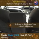 dingotrails.com.au Toyota Kluger XU40 Neoprene Seat Covers (TK07)t1-01