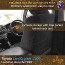 dingotrails.com.au Toyota LandCruiser J200 LC200 – GX GXL Neoprene Seat Covers (TLC07G)j1-01