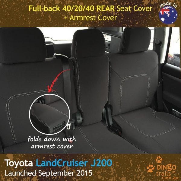 dingotrails.com.au Toyota LandCruiser J200 LC200 – VX Altitude Sahara Neoprene Seat Covers (TLC15V)k-01