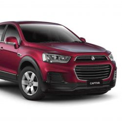 Captiva 5 CG2 (5-Seater)