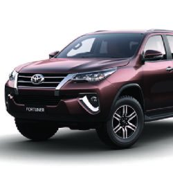 Fortuner AN160 (Oct 15 - Now)