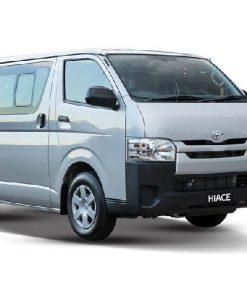 Hiace Crew Van H200