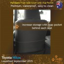 Dingotrails.com.au Toyota Hilux Mk.8 Neoprene Seat Covers (TH15)j-01