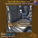 Ford Ranger PX Neoprene Seat Covers (FR11)c1-01
