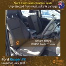 Ford Ranger PX Neoprene Seat Covers (FR11)c2-01
