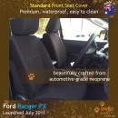 Ford Ranger PX Neoprene Seat Covers (FR11)d-01