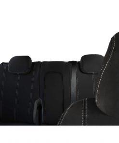 Custom Fit, waterproof, neoprene Holden Colorado 7 RG Full-Back Front & Rear Seat Covers.