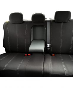 Custom Fit,waterproof, neoprene Holden Colorado 7 RG Front & Rear Seat Covers.