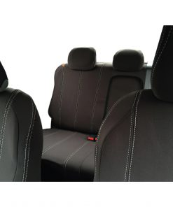 Custom Fit, waterproof, Neoprene Holden Colorado RG Full-Back Front & Rear Seat Covers.