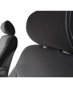Custom Fit, waterproof, neoprene Hyundai-IMAX-TQ-W FRONT Seat Covers.